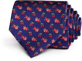 Salvatore Ferragamo Pomegranate Silk Classic Tie - 100% Exclusive