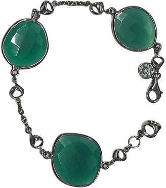 Di Modolo Silver Onyx Bracelet