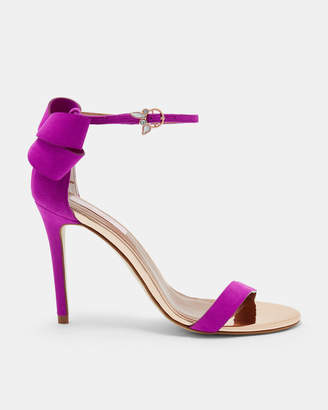 Ted Baker SANDALS Oversized bow sandals