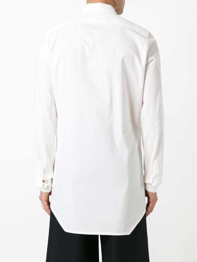 Rick Owens long length shirt