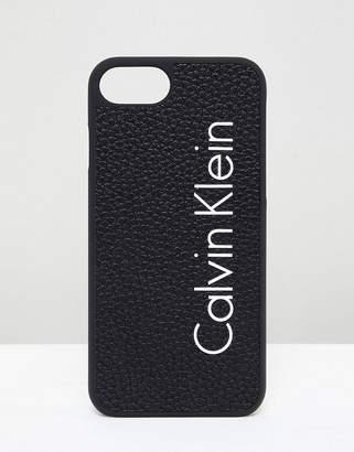 Calvin Klein Logo Iphone 7 Case