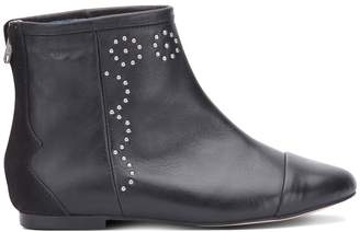 Pepe Jeans Leather Studded Boots