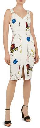 Ted Baker Amylia Berry Sundae Sheath Dress