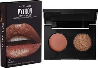 Maybelline Lip Studio Python Metallic Lip Kit