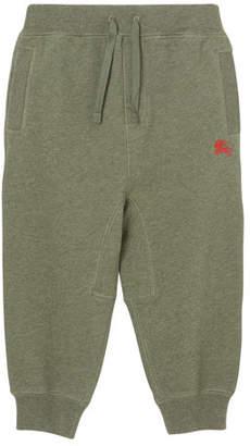 Burberry Pedro Drawstring Sweatpants, Size 3-14