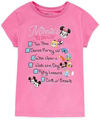 50853f36b279 Disney Princess Graphic T-Shirt-Big Kid Girls