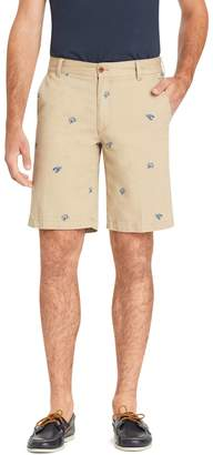 Izod Big & Tall Saltwater Beachtown Classic-Fit Stretch Shorts