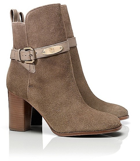 Tory Burch Robynne Suede Bootie