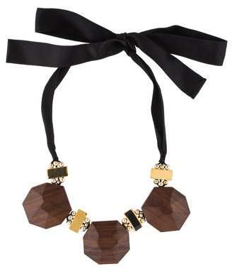 stylight resin product to up shop marni necklaces necklace ribbon