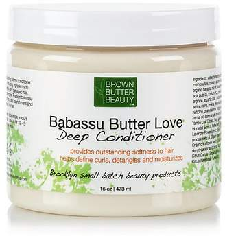 Butter Shoes Brown Beauty Women's Babassu Deep Conditioner 473ml