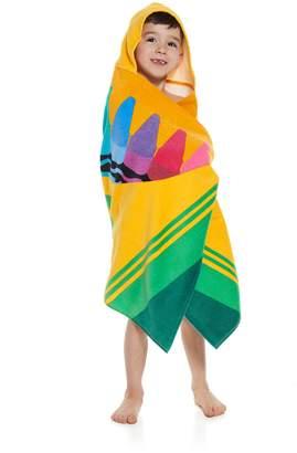 Crayola Kids Classic Hooded Towel
