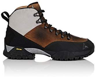 ROA Men's Andreas Leather Hiking Boots - Brown