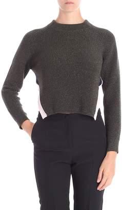 Iceberg Wool And Viscose Blend Sweater