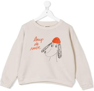 Bobo Choses graphic print sweatshirt
