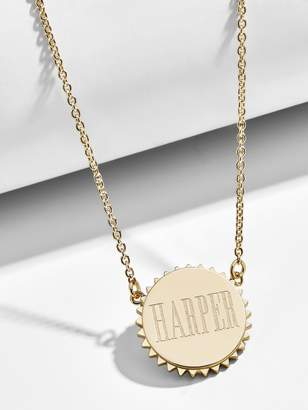 Katie Engravable Pendant Necklace