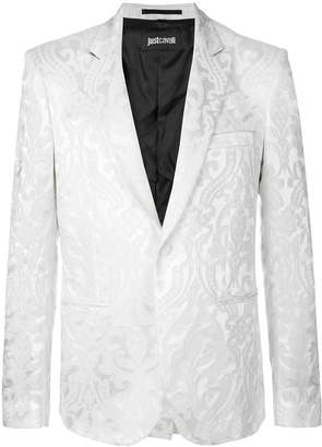 Just Cavalli brocade blazer