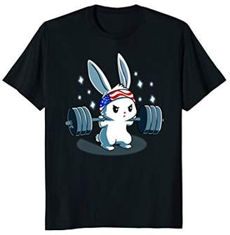 Fitness T Shirt - Weightlifting T Shirt