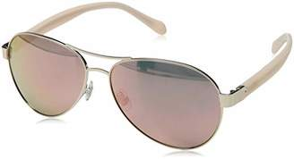 Fossil Women's Fos 3079/s Aviator Sunglasses