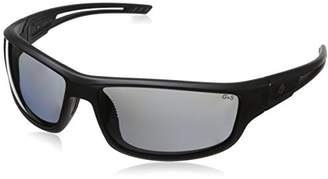 Gargoyles Men's Squall 10700111.QTM Polarized Wrap Sunglasses