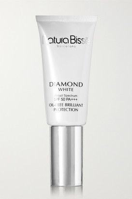 Natura Bisse Diamond White Spf 50 Pa+++ Oil Free, 30ml - one size
