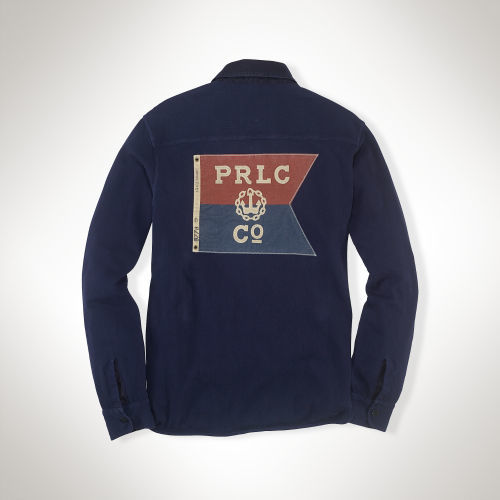 Polo Ralph Lauren Big & Tall Classic-Fit Jersey Rugby