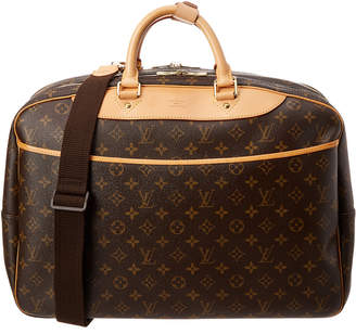 Louis Vuitton Monogram Canvas Alize 24 Heures