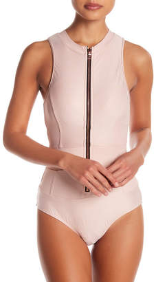 Next Feeling Fine Zip Front One-Piece