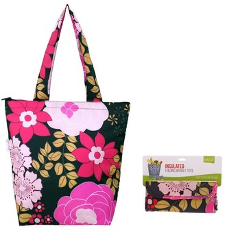 Sachi Insulated Market Tote Floral Blooms