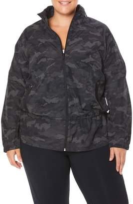 SHAPE ACTIVEWEAR Shape Ghost Windbreaker Jacket