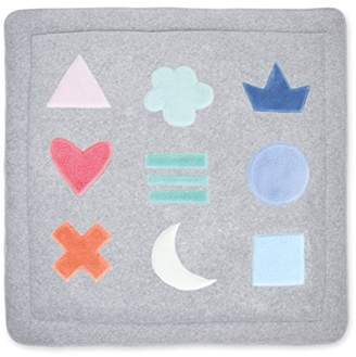 Camilla And Marc Bemini Play Mat, 75 x 95 cm, Softy Pixar Ecru 20