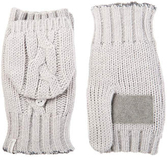 Isotoner Cold Weather Flip Top Mitten