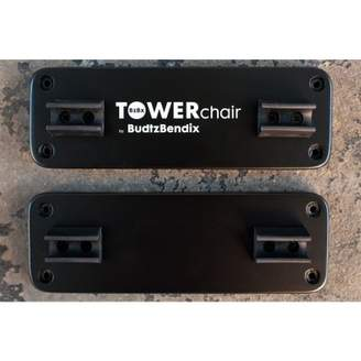 Sale - Wall fixation for Towerchair - Black - Budtzbendix