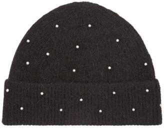 Sandro Embellished Beanie Hat