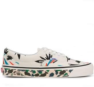 Vans palm print sneakers