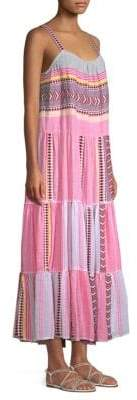 Lemlem Luchia Cascade Maxi Dress
