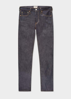Paul Smith Ps  x FULLCOUNT - Tapered-Fit 13oz Indigo Selvedge Denim Jeans