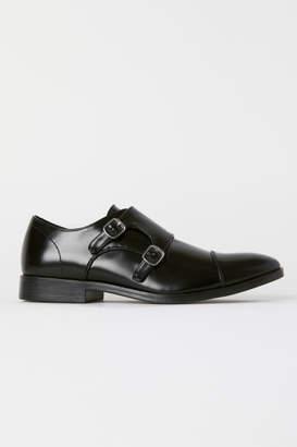 H&M Monkstrap Shoes - Black