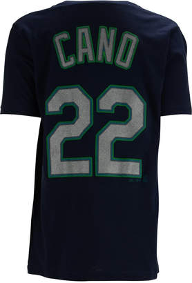 Majestic Kids' Short-Sleeve Robsinson Cano Seattle Mariners Player T-Shirt