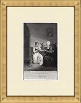 One Kings Lane Vintage Shakespeare Print - 1791 - Vintage Print Gallery