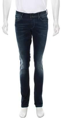 G Star Five Pocket Skinny Jeans
