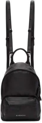 Givenchy Black Leather Nano Backpack