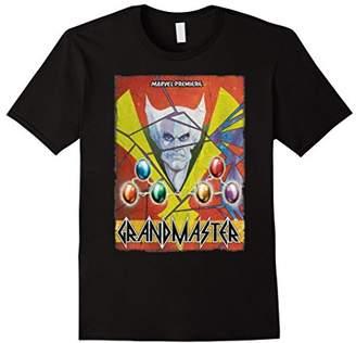 Marvel The Grandmaster Classic Retro Comic Premiere T-Shirt