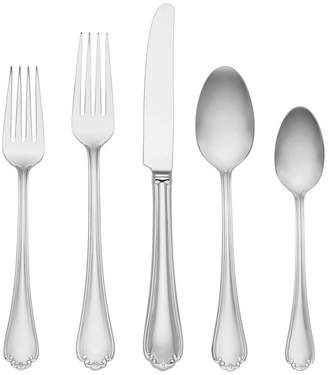 Lenox Chelse Muse 65-Pc. 18/10 Stainless Steel Flatware Set, Service for 12