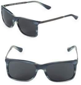 Michael Kors 56MM Square Sunglasses