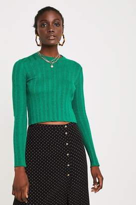 Urban Outfitters Mini Cable Knit Sweater