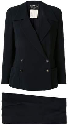 Chanel Pre-Owned Long Sleeve Setup