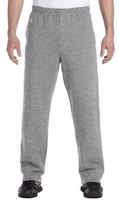 Russell Athletic Dri-Power Open-Bottom Fleece Pocket Pant