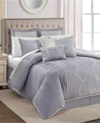 Sunham Brianna 10-Pc. Queen Comforter Set