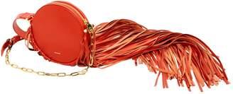 Thierry Mugler Leather crossbody bag