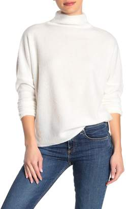 MelloDay Funnel Neck Soft Knit Pullover